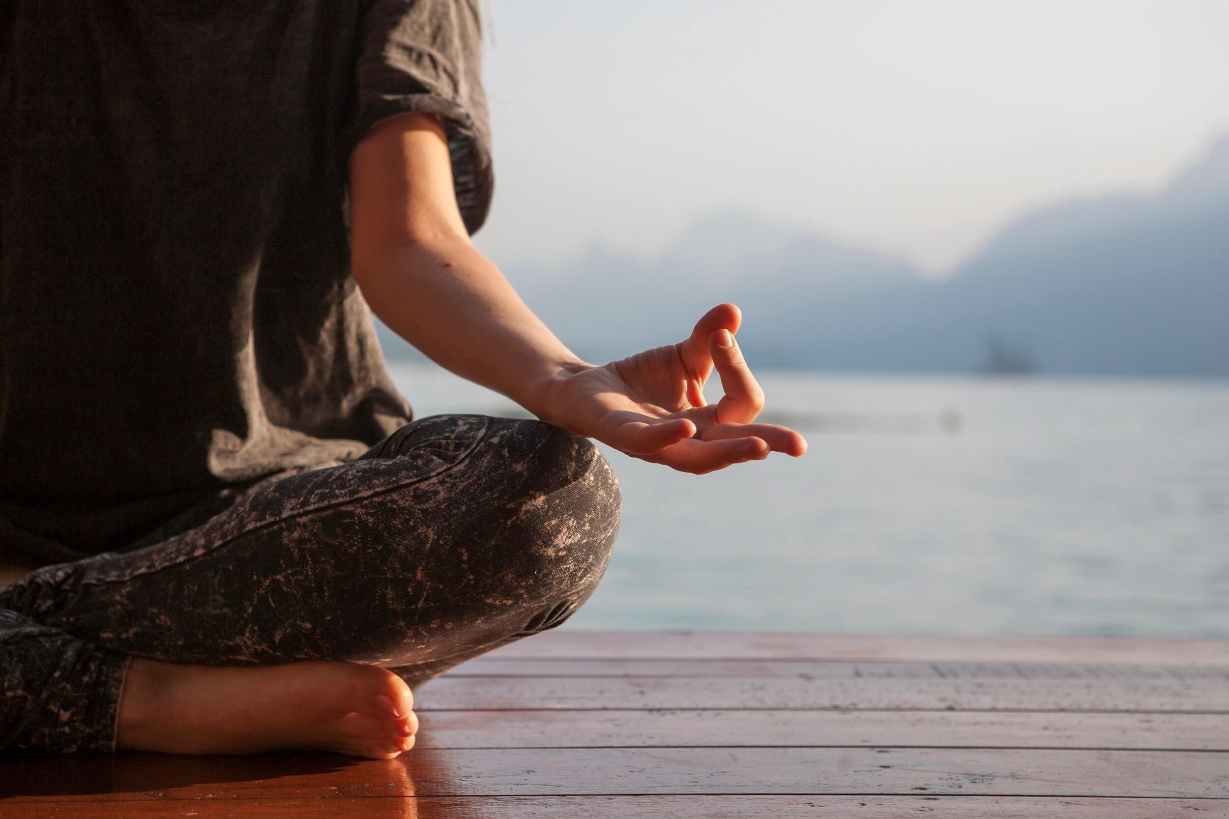5.Mindfulness ya da meditasyona şans verin