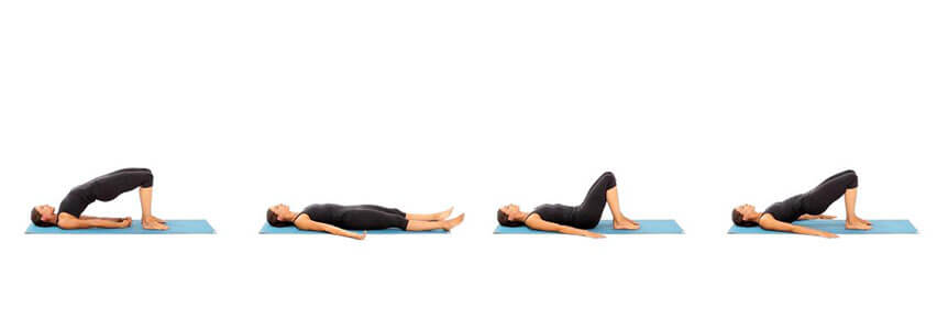Köprü yoga hareketi